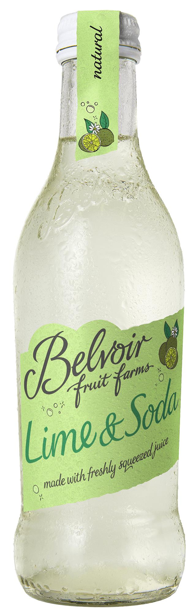 Belvoir Lime & Soda