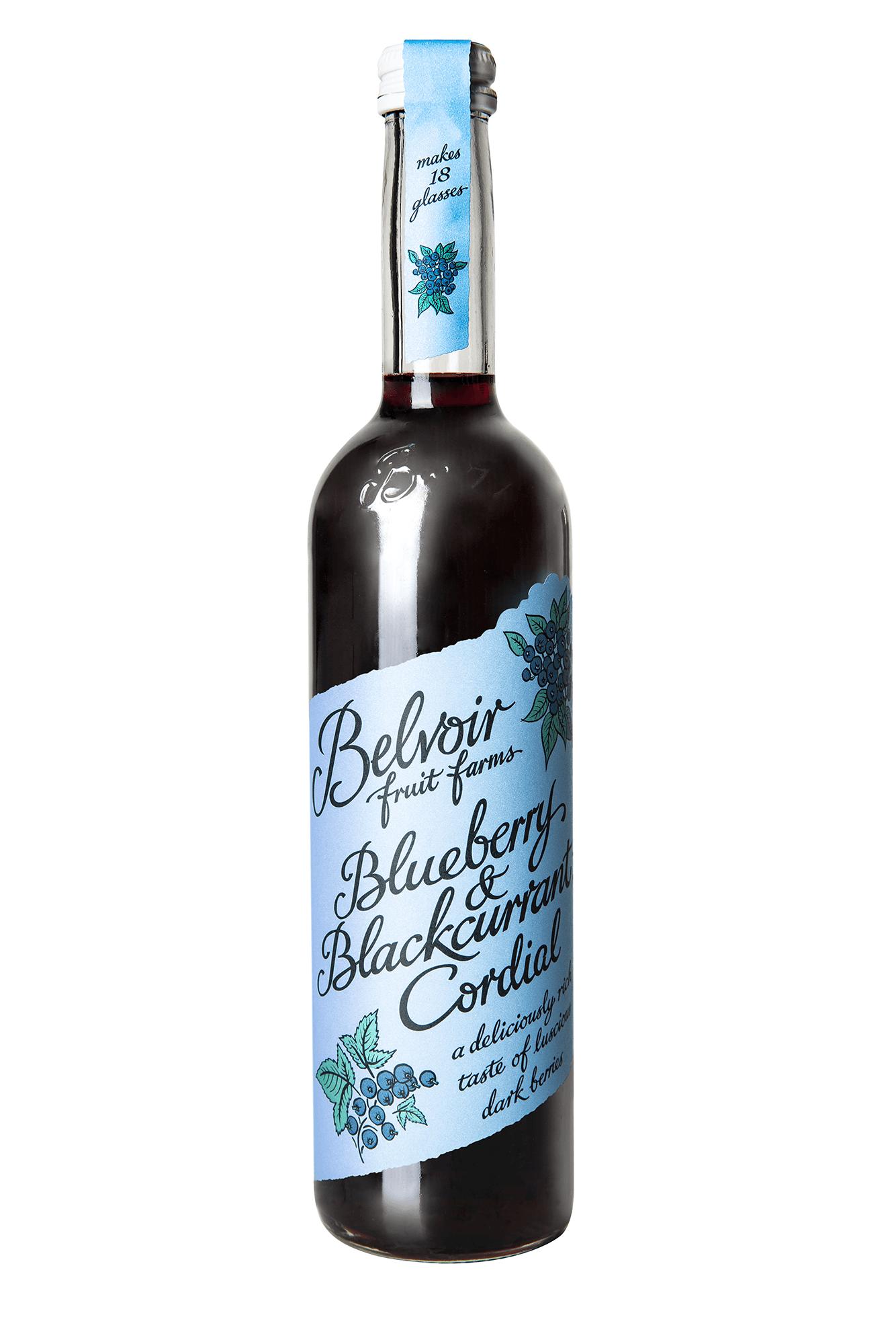 Belvoir Blueberry & Blackcurrant