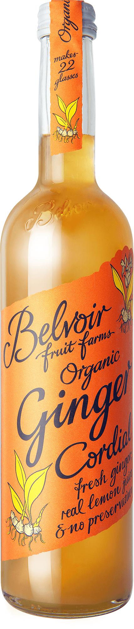 Belvoir Organic Ginger