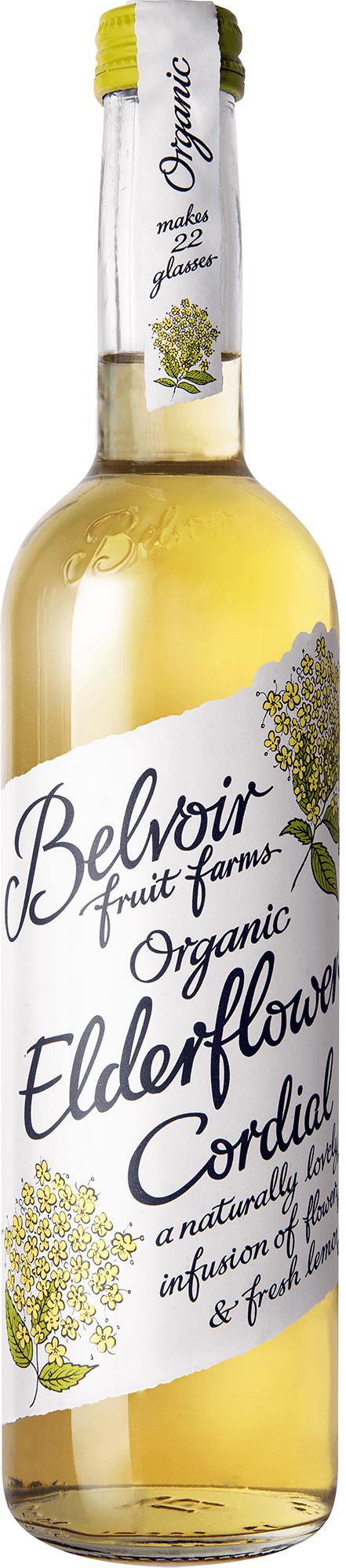 Belvoir Organic Elderflower