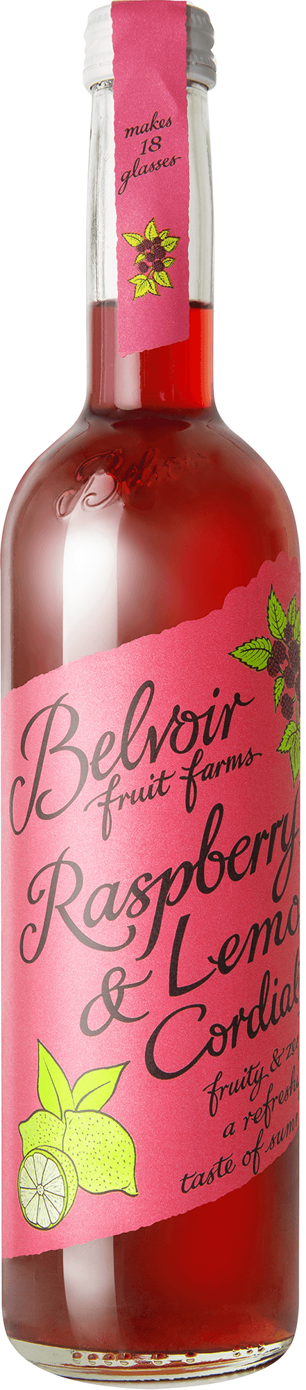 Belvoir Raspberry & Lemon