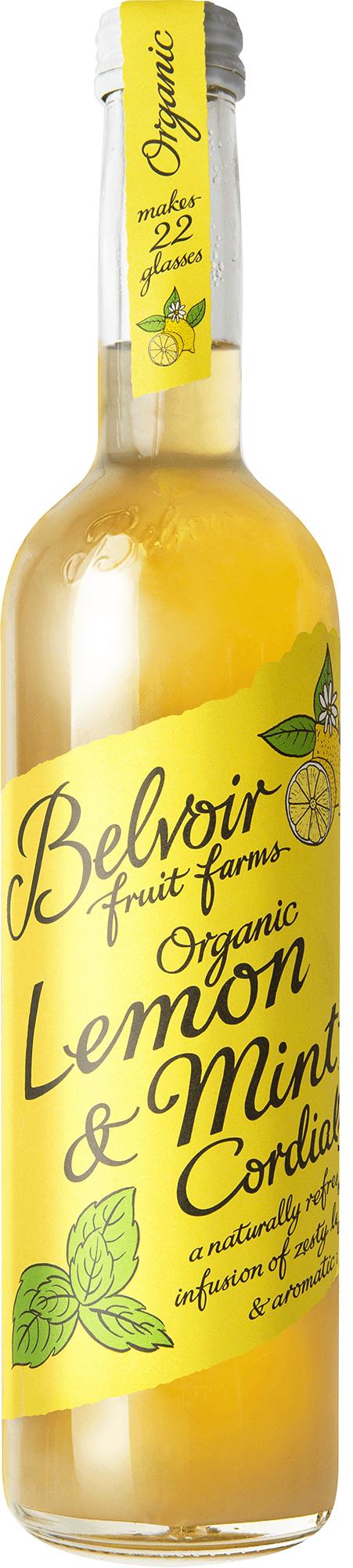 Belvoir Organic Lemon & Mint