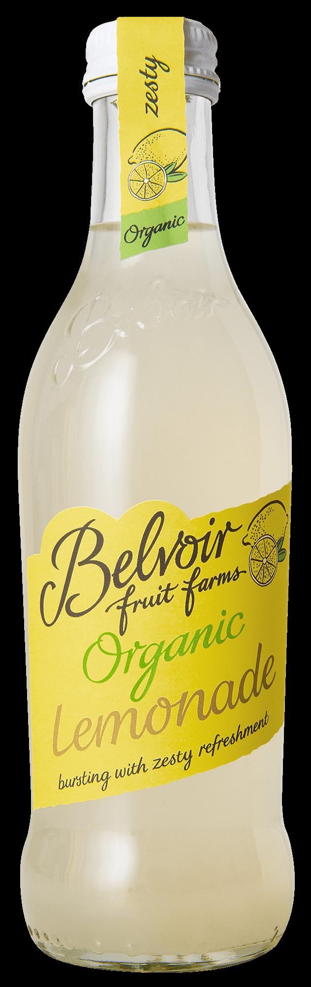 Belvoir Organic Handmade Lemonade