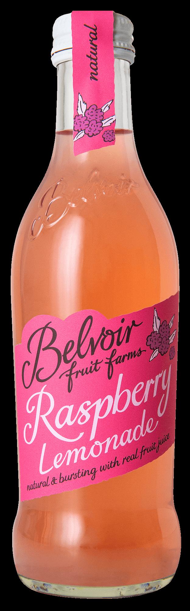 Belvoir Raspberry Lemonade
