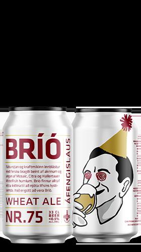 Borg Brio afengislaus Nr. 75
